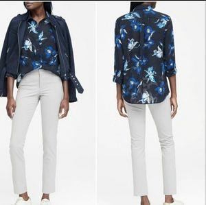 Banana Republic Dillon Classic fit blouse SZ XS
